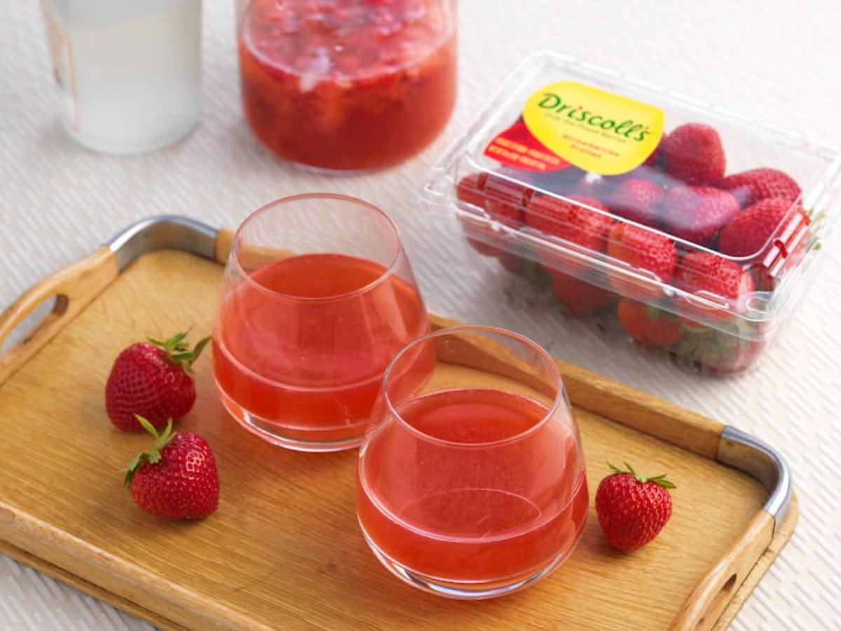 Strawberry Daiquiri Recipe Driscoll S