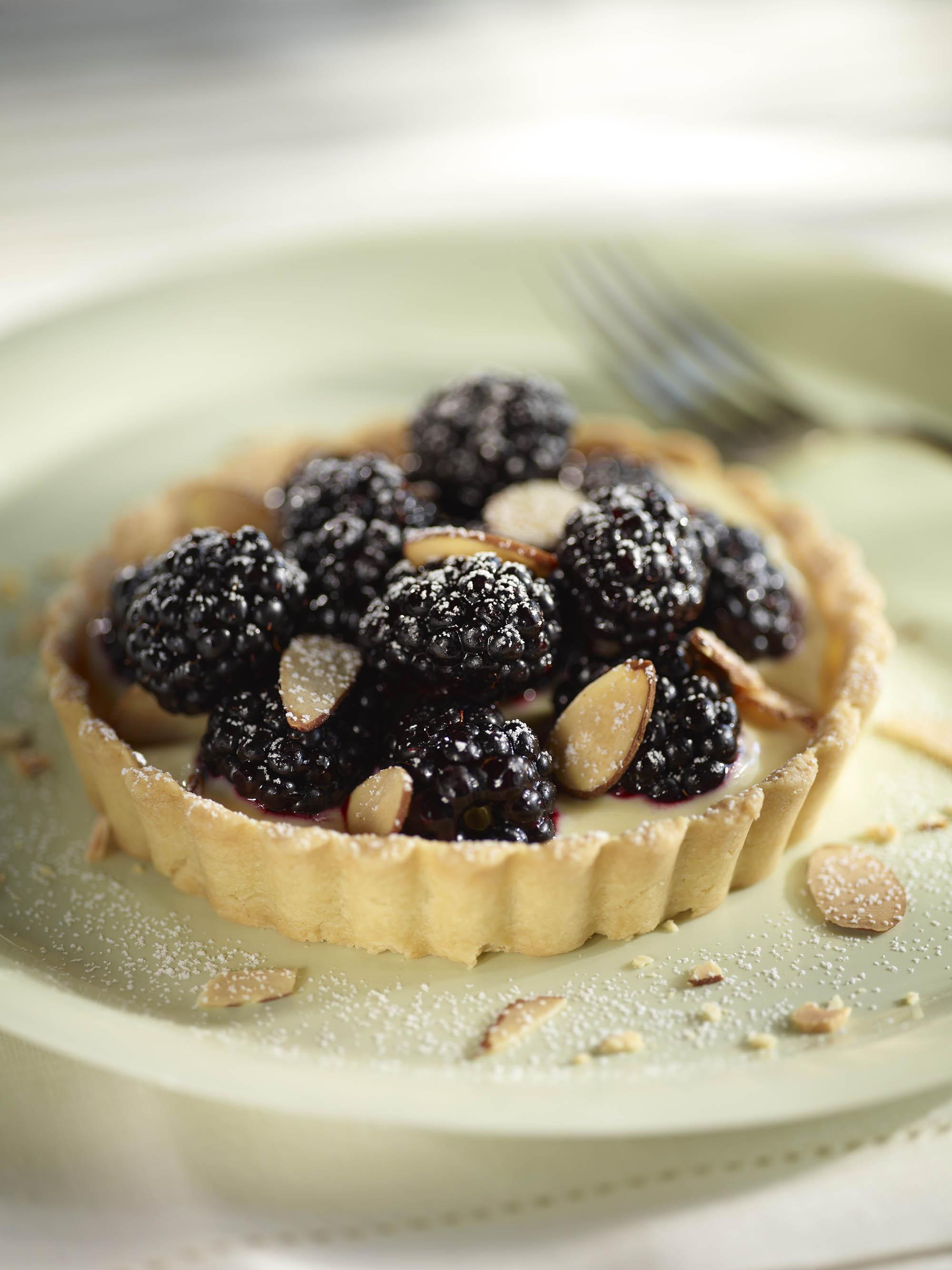 Image result for blackberry tart