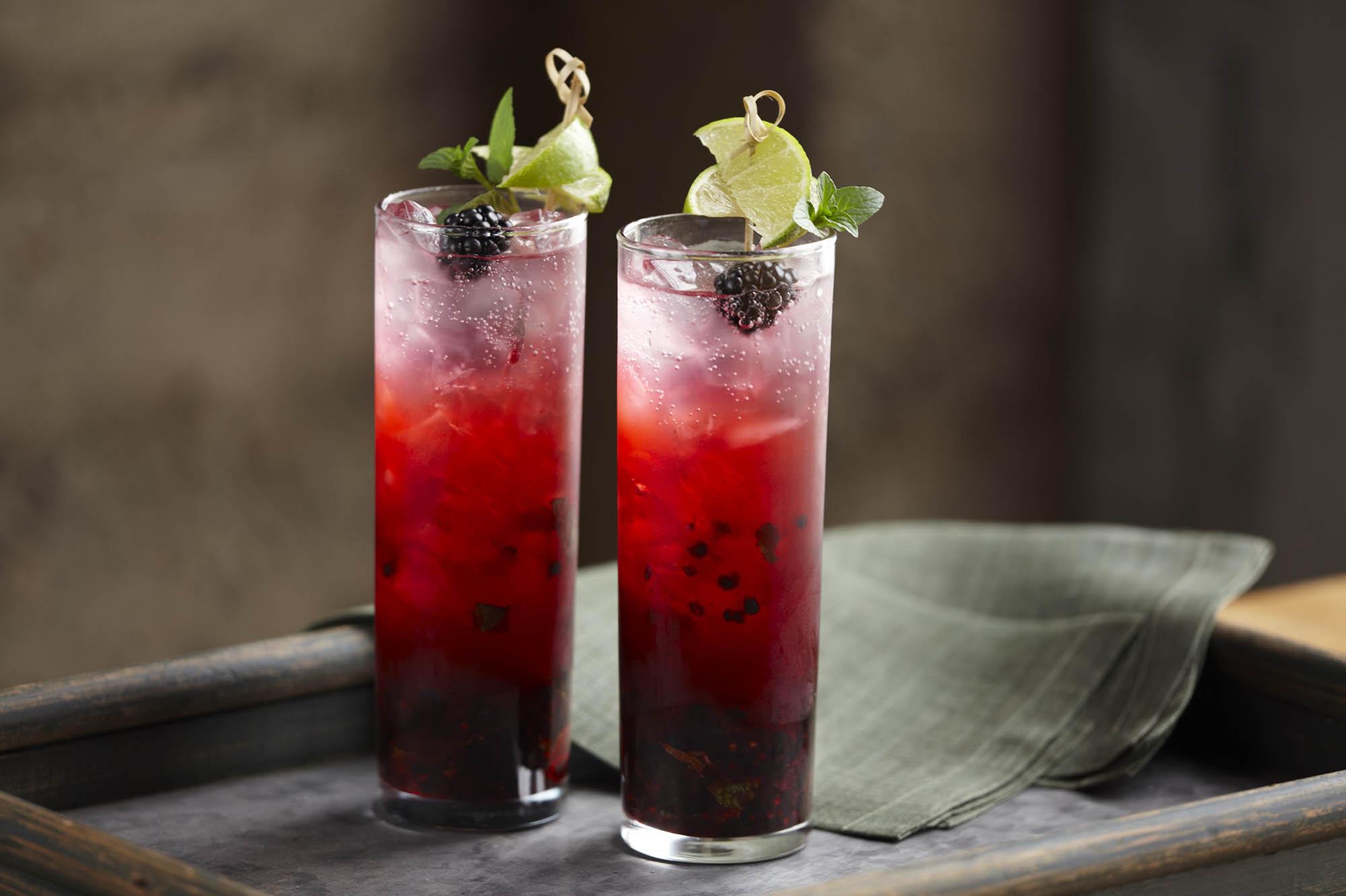 blackberry mojito recipe driscoll�s