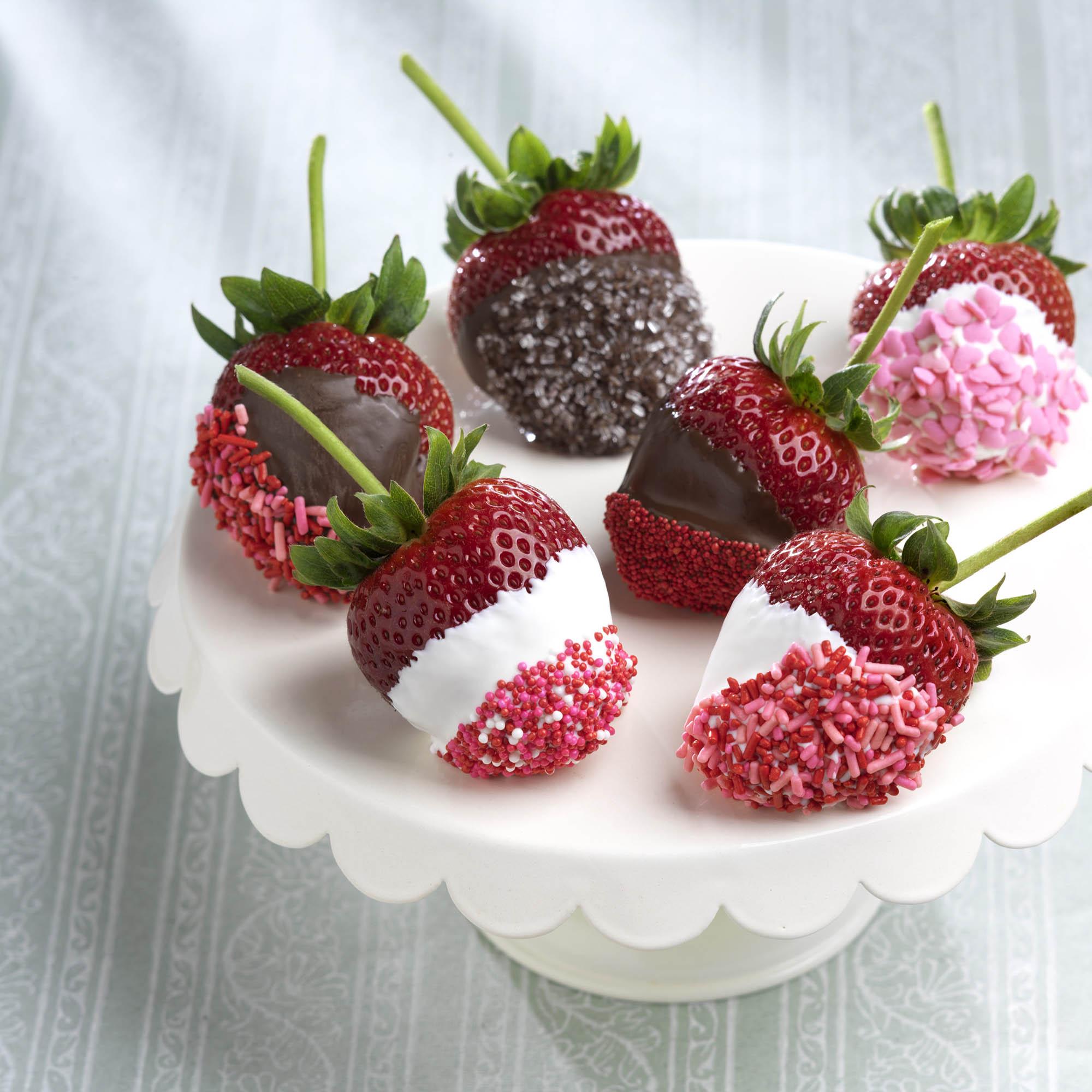 Valentine S Day Berry Desserts