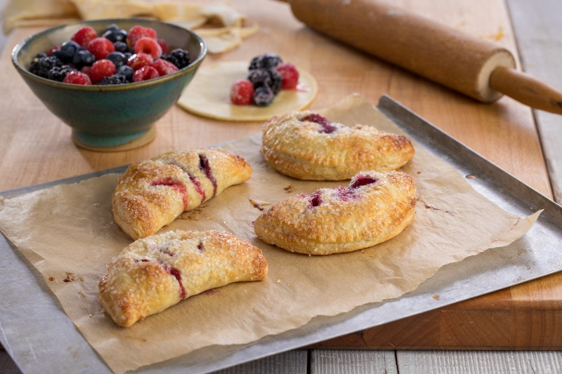 Driscoll's Mixed Berry Hand Pies