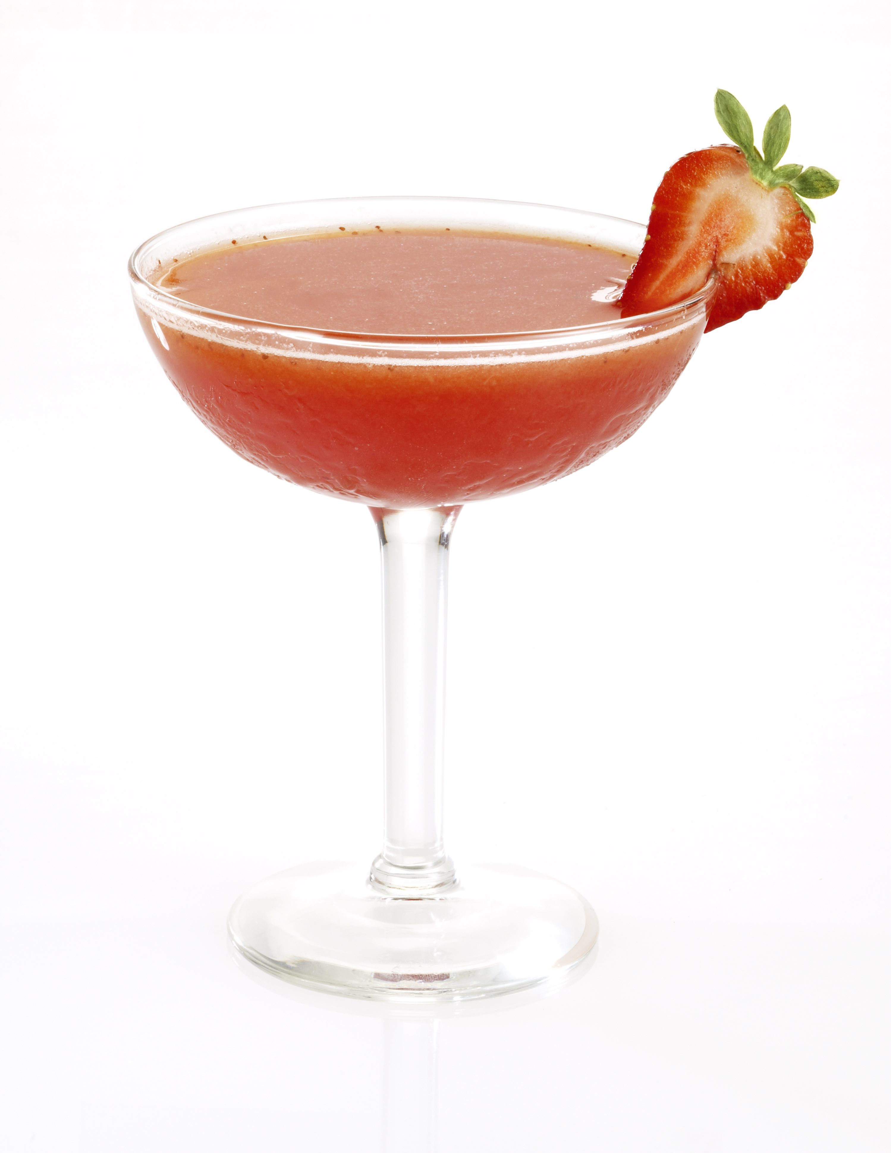 Schön Strawberry Daiquiri Rezept Foto Von
