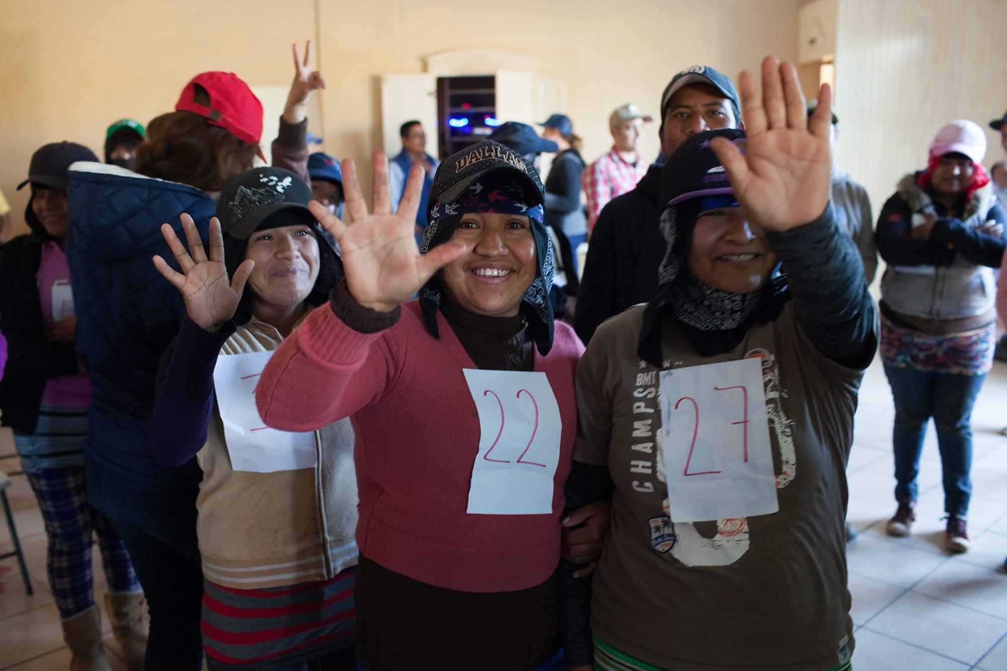 Fair Trade voting
