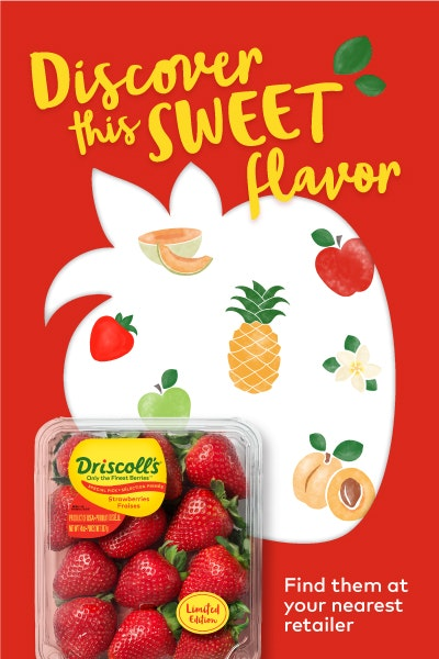 Prado Strawberry Flavor Profile